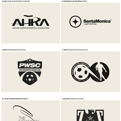 Small Pack of logos